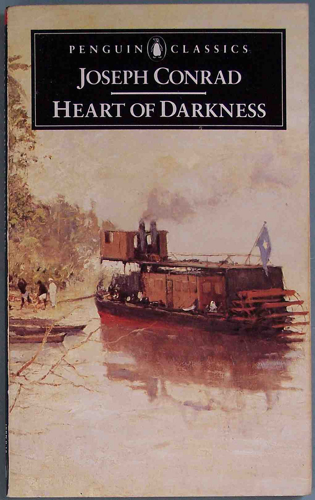 heart of darkness conrad on the Is conrad's heart of darkness a masterpiece of art or is it, as chinua achebe persuasively argues, a racist and deplorable book what are we to make of.